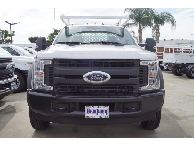 2019 F-450 Regular Cab DRW 4x2,  Cab Chassis #119160 - photo 3