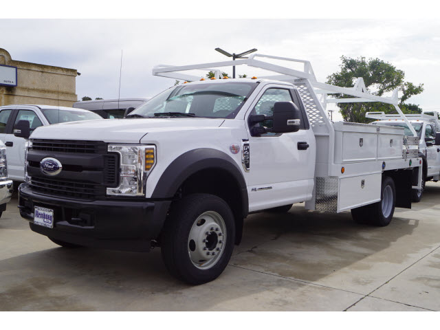 2019 F-450 Regular Cab DRW 4x2,  Cab Chassis #119160 - photo 4