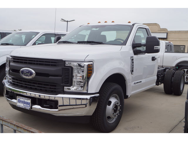2019 F-350 Regular Cab DRW 4x2,  Cab Chassis #119183 - photo 4