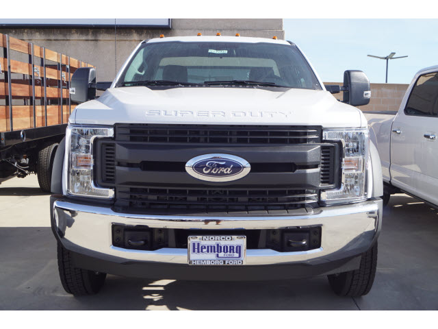 2019 F-450 Regular Cab DRW 4x2,  Cab Chassis #119193 - photo 3