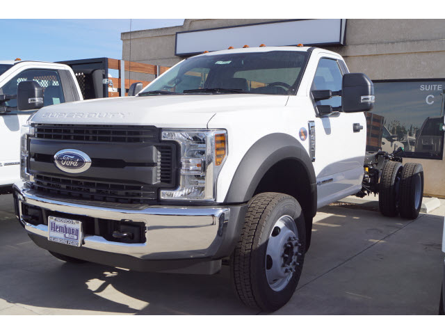2019 F-450 Regular Cab DRW 4x2,  Cab Chassis #119193 - photo 4