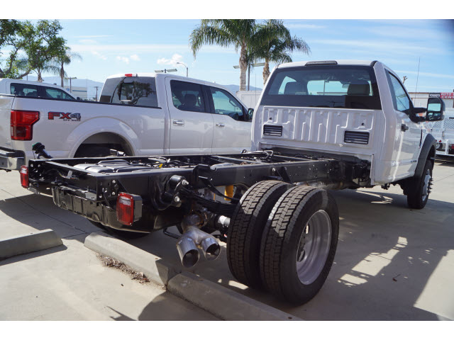 2019 F-450 Regular Cab DRW 4x2,  Cab Chassis #119193 - photo 2