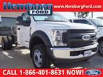 2019 F-450 Regular Cab DRW 4x2,  Cab Chassis #119193 - photo 1
