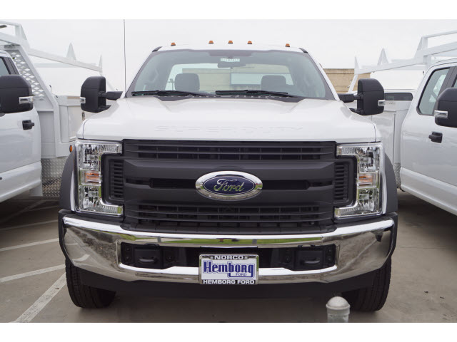 2019 F-450 Regular Cab DRW 4x2,  Cab Chassis #119204 - photo 3