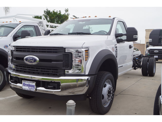 2019 F-450 Regular Cab DRW 4x2,  Cab Chassis #119204 - photo 4