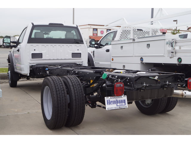 2019 F-450 Regular Cab DRW 4x2,  Cab Chassis #119204 - photo 5