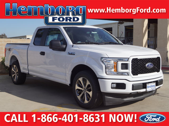 2019 F-150 Super Cab 4x2,  Pickup #119206 - photo 1