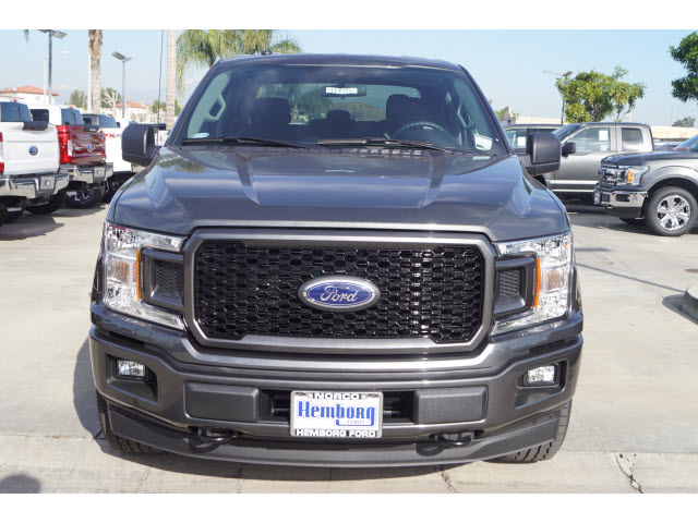 2019 F-150 SuperCrew Cab 4x4,  Pickup #119224 - photo 3