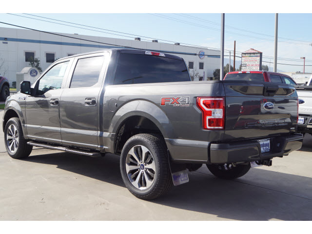 2019 F-150 SuperCrew Cab 4x4,  Pickup #119224 - photo 2