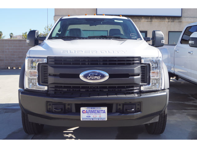 2019 F-550 Regular Cab DRW 4x2,  Cab Chassis #119349 - photo 3