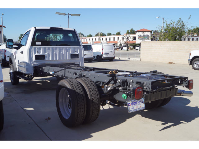 2019 F-550 Regular Cab DRW 4x2,  Cab Chassis #119349 - photo 6