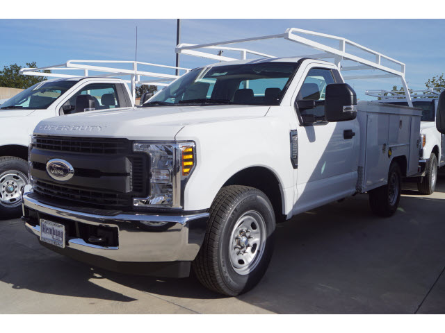 2019 F-250 Regular Cab 4x2,  Scelzi Signature Service Body #119371 - photo 4
