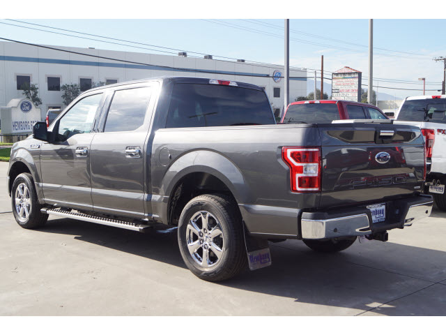 2018 F-150 SuperCrew Cab 4x2,  Pickup #218102 - photo 2