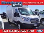 2018 Transit 350 HD DRW 4x2,  Supreme Service Utility Van #218174 - photo 1