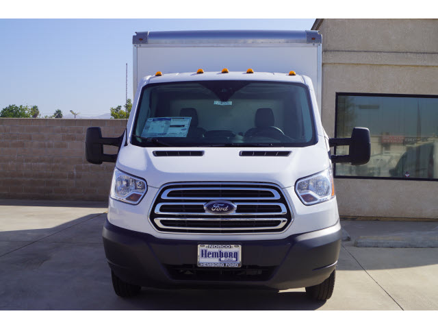 2018 Transit 350 HD DRW 4x2,  Supreme Service Utility Van #218175 - photo 3