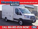 2018 Transit 350 HD DRW 4x2,  Supreme Service Utility Van #218175 - photo 1