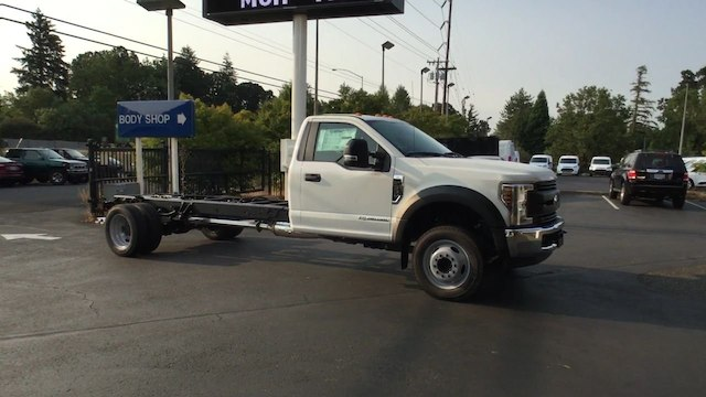 2019 F-550 Regular Cab DRW 4x2,  Cab Chassis #4180986 - photo 3