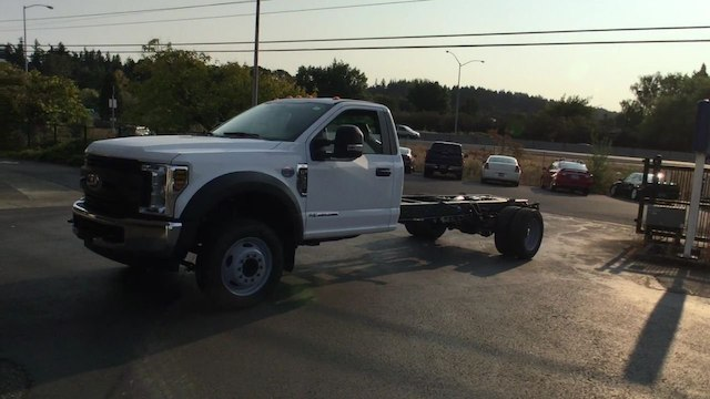 2019 F-550 Regular Cab DRW 4x2,  Cab Chassis #4180986 - photo 5