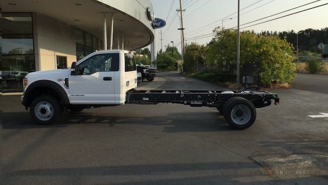 2019 F-550 Regular Cab DRW 4x2,  Cab Chassis #4180986 - photo 6