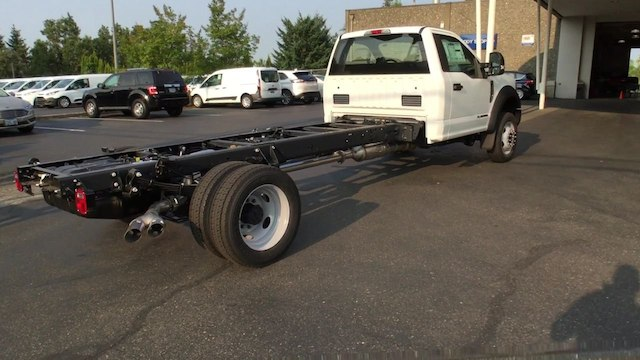 2019 F-550 Regular Cab DRW 4x2,  Cab Chassis #4180986 - photo 2