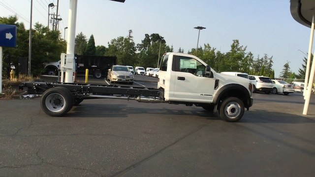 2019 F-550 Regular Cab DRW 4x2,  Cab Chassis #4180986 - photo 9