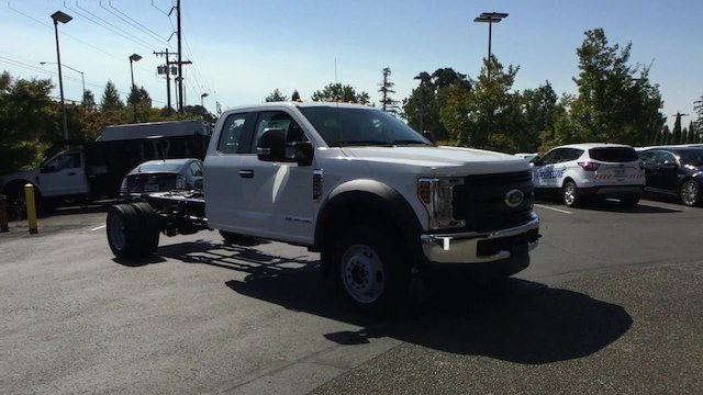 2019 F-450 Super Cab DRW 4x4,  Cab Chassis #4181067 - photo 3