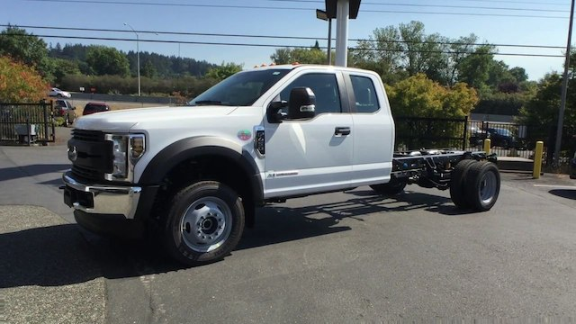 2019 F-450 Super Cab DRW 4x4,  Cab Chassis #4181067 - photo 5