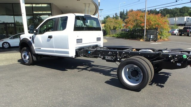 2019 F-450 Super Cab DRW 4x4,  Cab Chassis #4181067 - photo 7
