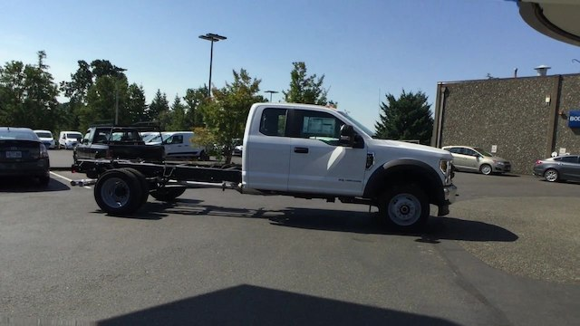 2019 F-450 Super Cab DRW 4x4,  Cab Chassis #4181067 - photo 9