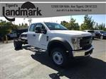 2019 F-450 Super Cab DRW 4x4,  Cab Chassis #4181067 - photo 1