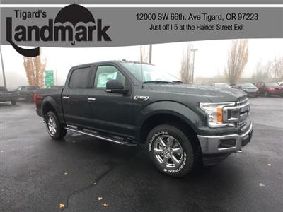 2018 F-150 SuperCrew Cab 4x4,  Pickup #4181434 - photo 1
