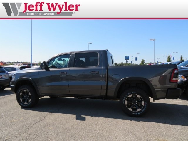 2019 Ram 1500 Crew Cab 4x4,  Pickup #5630054 - photo 2