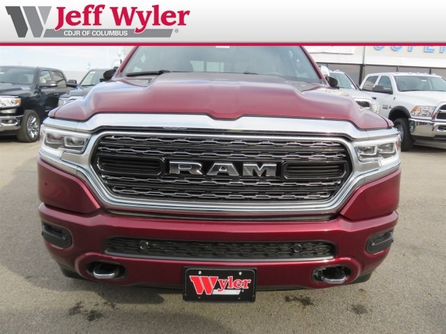 2019 Ram 1500 Crew Cab 4x4,  Pickup #5630237 - photo 3