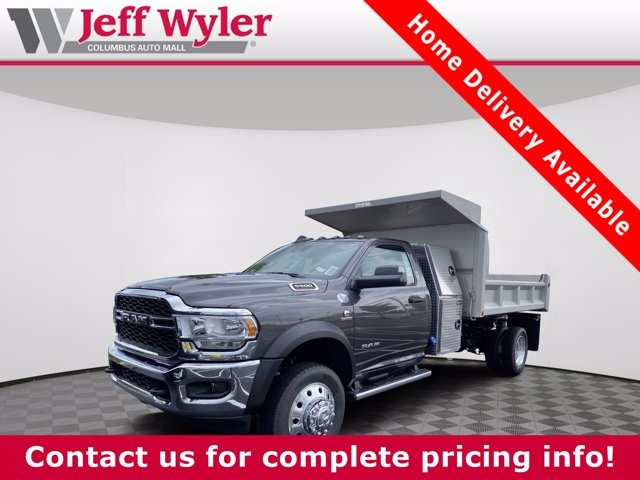2020 Ram 5500 Regular Cab DRW 4x4, Crysteel Dump Body #5696009 - photo 1