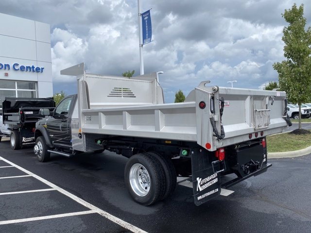 2020 Ram 5500 Regular Cab DRW 4x4, Crysteel S-Tipper Dump Body #5696009 - photo 2