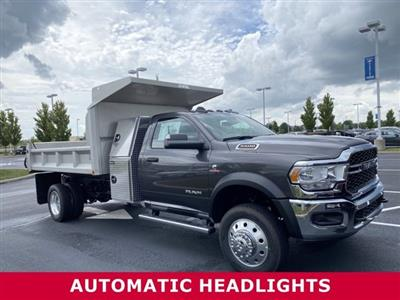 2020 Ram 5500 Regular Cab DRW 4x4, Crysteel S-Tipper Dump Body #5696009 - photo 5