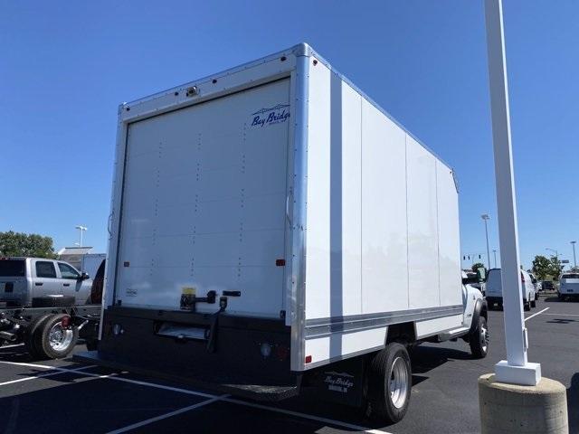 2020 Ram 5500 Regular Cab DRW 4x2, Bay Bridge Dry Freight #5696032 - photo 1