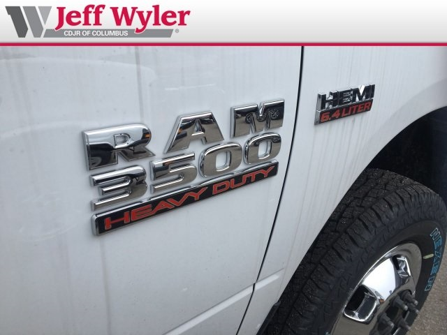 2018 Ram 3500 Regular Cab DRW 4x4,  Monroe MSS II Service Body #569635 - photo 8