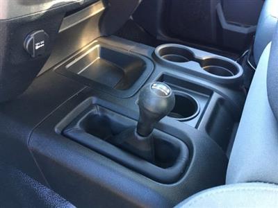 2018 Ram 4500 Regular Cab DRW 4x4, Hillsboro 3500 Series Aluminum Platform Body #569640 - photo 8