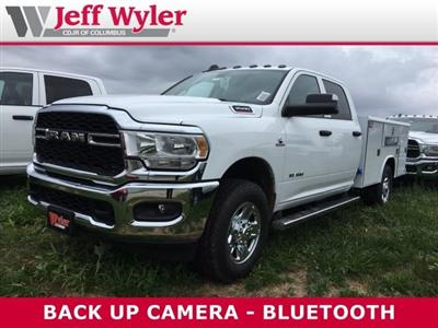 2019 Ram 3500 Crew Cab 4x2,  Reading Classic II Steel Service Body #569650 - photo 1