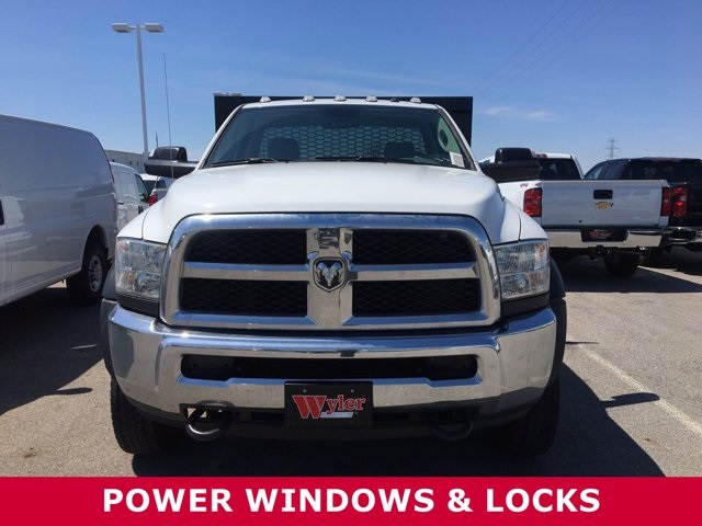 2018 Ram 5500 Regular Cab DRW 4x2,  Knapheide Value-Master X Platform Body #569663 - photo 3