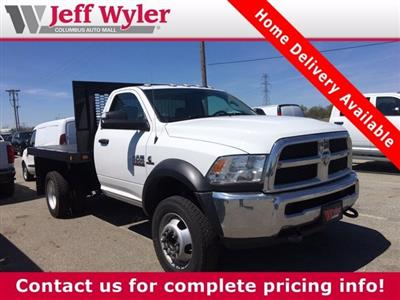 2018 Ram 5500 Regular Cab DRW 4x2,  Knapheide Value-Master X Platform Body #569663 - photo 1