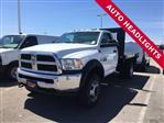 2018 Ram 5500 Regular Cab DRW 4x2,  Knapheide Value-Master X Platform Body #569663 - photo 4