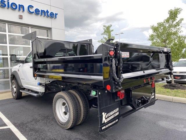 2019 Ram 5500 Regular Cab DRW 4x4, Crysteel Dump Body #569729 - photo 1
