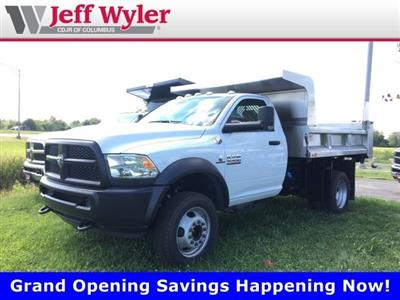 2018 Ram 4500 Regular Cab DRW 4x4,  Rugby Z-Spec Dump Body #569760 - photo 1