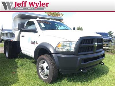2018 Ram 4500 Regular Cab DRW 4x4,  Rugby Z-Spec Dump Body #569760 - photo 4