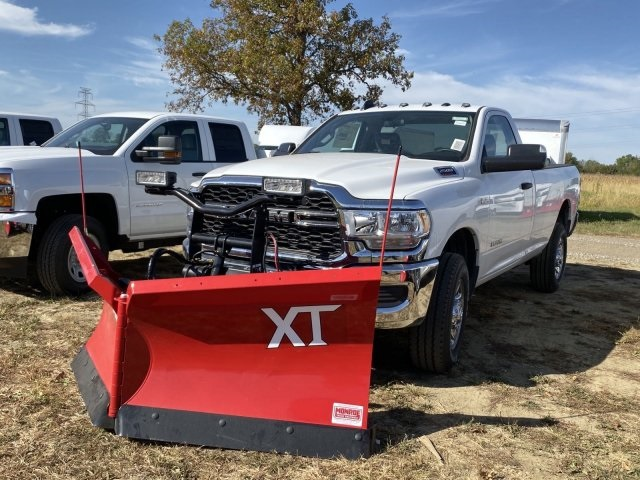 2019 Ram 2500 Regular Cab 4x4,  BOSS Pickup #569826 - photo 1