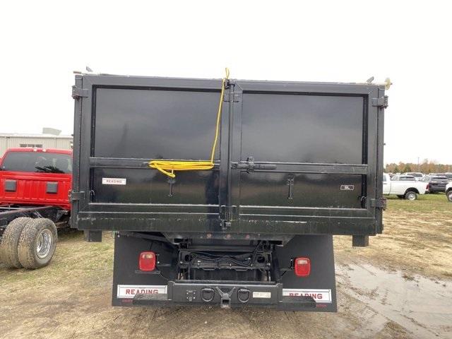 2019 Ram 5500 Crew Cab DRW 4x4,  Reading Landscaper SL Landscape Dump #569858 - photo 10