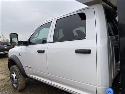 2019 Ram 5500 Crew Cab DRW 4x4,  Reading Landscaper SL Landscape Dump #569858 - photo 11