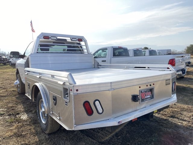 2019 Ram 3500 Regular Cab DRW 4x4, Monroe Platform Body #569859 - photo 1